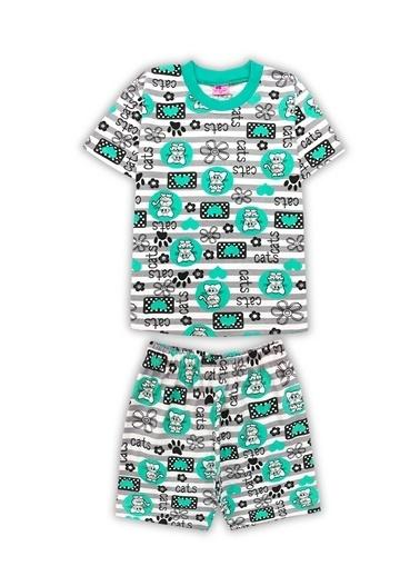 By Leyal For Kids 2 li Takım Yeşil